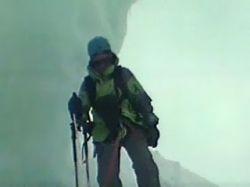 В Китае спасли российских альпинистов