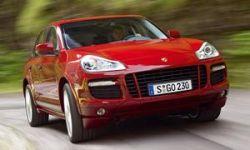 """Porsche сделала Cayenne для """"красных коммунистов"""""""