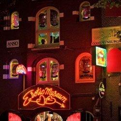Амстердам может остаться без улицы Красных фонарей