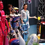 Японских роботов оснастят операционными системами Microsoft