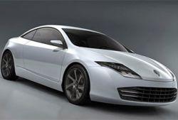 Renault анонсировала новое спортивное купе Laguna Coupe