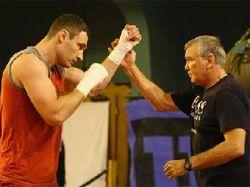Травма спины не помешает Кличко-старшему вернуться на ринг