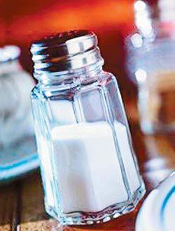 Потребление соли повышает кровяное давление у детей