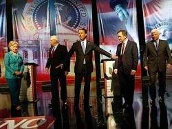 Кандидаты-демократы провели первые в США теледебаты на испанском