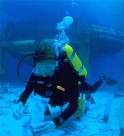 Итальянские аквалангисты на 2 недели поселятся на дне моря