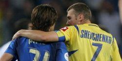 Шевченко предупреждает Италию