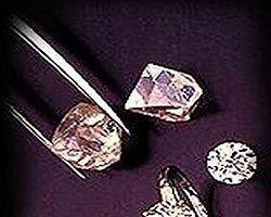 Японцы открыли месторождение алмазов