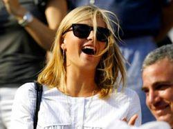 Мария Шарапова прилетает в Москву на финал Кубка Федерации