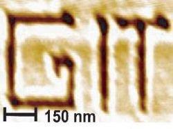 Разработан новый метод нанолитографии