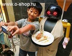 """Робот \""""Кухарка\"""" - освободит Вас от работы на кухне"""