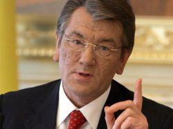 Ющенко не сомневается в российском происхождении диоксина
