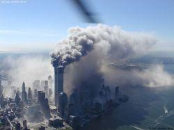Башни Всемирного торгового центра Америка взорвала сама