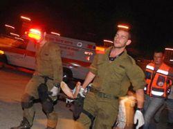 В Израиле около военной базы взорвалась палестинская ракета: 60 ранены