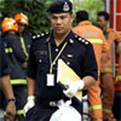 Полицейский занимался воровством в свободное от работы время
