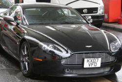 Aston Martin V8 Vantage N400 дебютирует во Франкфурте