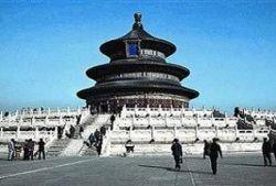Самым красивым городом Китая признали Пекин