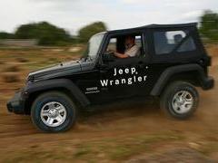 Jeep Experience – для ковбоев в хорошем смысле слова