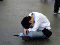 Японцы, которые буквально засыпают на ходу (фото)
