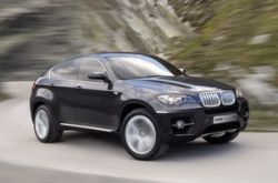 Внедокупе BMW X6