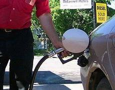 Цена бензина в США достигла рекордного значения за 5 недель