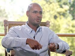 Сын Каддафи откроет в Ливии центр экотуризма