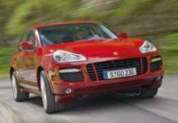 Porsche Cayenne GTS ожидается в марте 2008 года