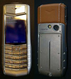 В продаже появилась первая 3G-версия Vertu