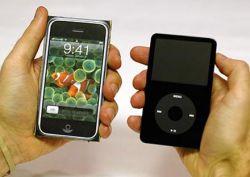 iPhone продается в 10 раз быстрее iPod\'а