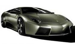 Суперкар Lamborghini Reventon дебютировал во Франкфурте