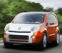 Renault продемонстрировал концепт Kangoo Compact