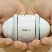 Sony представила роботизированный плеер