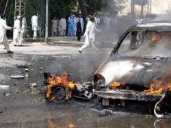 В Пакистане террорист-смертник убил 11 человек