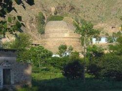 Талибы взорвали барельеф Будды в Пакистане