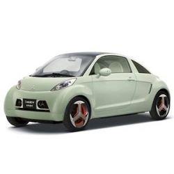 Автомобиль Митцубиси зарядит ветер