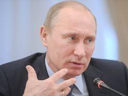 Путин пообещал не ограничивать современное искусство