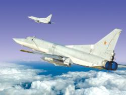 Модернизированный Ту-22М3 - убийца ПРО
