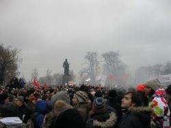 Народ теряет желание митинговать