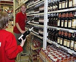 Кризис алкогольного рынка привел к наплыву импортных напитков