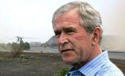 Буш решил сократить контингент США в Ираке, но не покидать эту страну