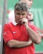 Гус Хиддинк отказался возглавить сборную Англии