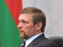 Ушел с поста спикер белорусского парламента
