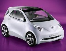Toyota разработала концепт iQ