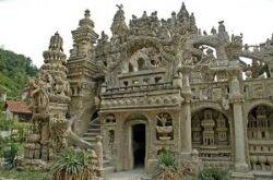 Идеальный Дворец - достопримечательность Франции (фото)