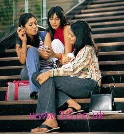 В Индии запретили мобильники