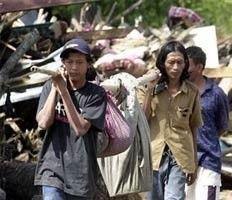 Мощное землетрясение в Индонезии: есть угроза цунами