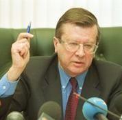 Виктор Зубков входит в околокремлевские семьи