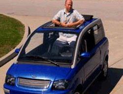 """В Канаде создан автомобиль на \""""секретных\"""" батарейках"""