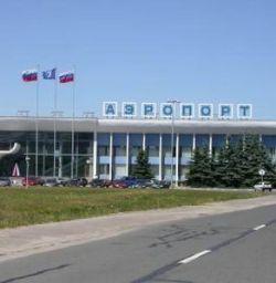Работа Калининградского аэропорта парализована