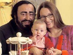 За две недели до смерти Паваротти изменил завещание: большая часть денег ушла дочерям