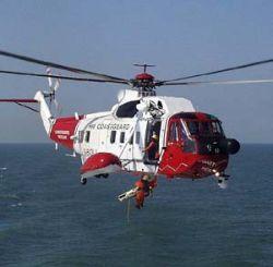 В США на съемках разбился вертолет